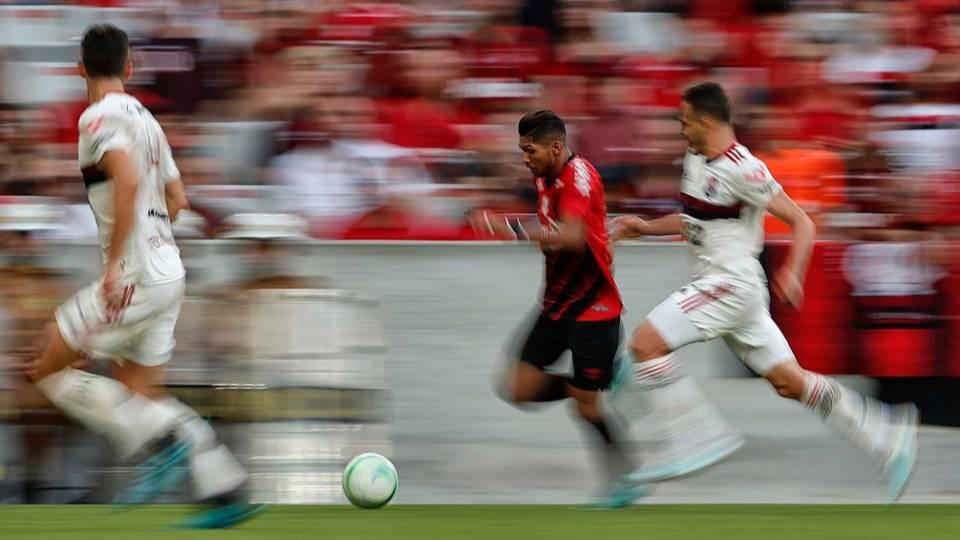 Flamengo e Athletico se destacam no ranking de clubes da CBF para 2020