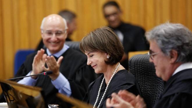 Ministra Maria Pedruzzi foi eleita para a presidência do TST