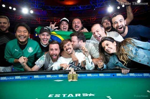 Imagem: Divulgação/WSOP