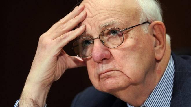 Paul Volcker: o ex-presidente do Banco Central  dos EUA morreu no domingo (8), aos 92 anos. Ele foi fundamental no controle da inflação nos anos 1970.