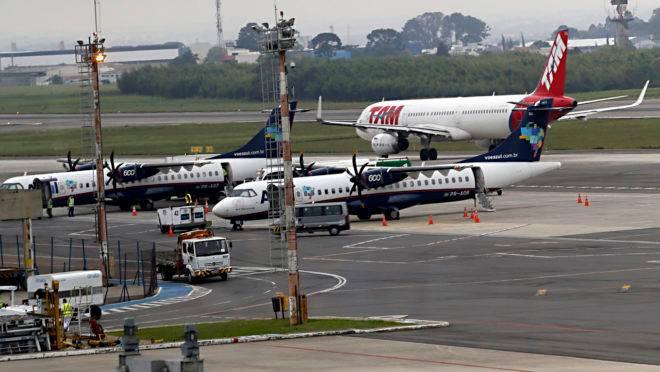 Leilão de Aeroportos: o Aeroporto Internacional Afonso Pena