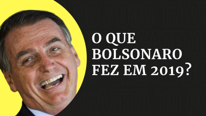 Retrospectiva 2019 Bolsonaro