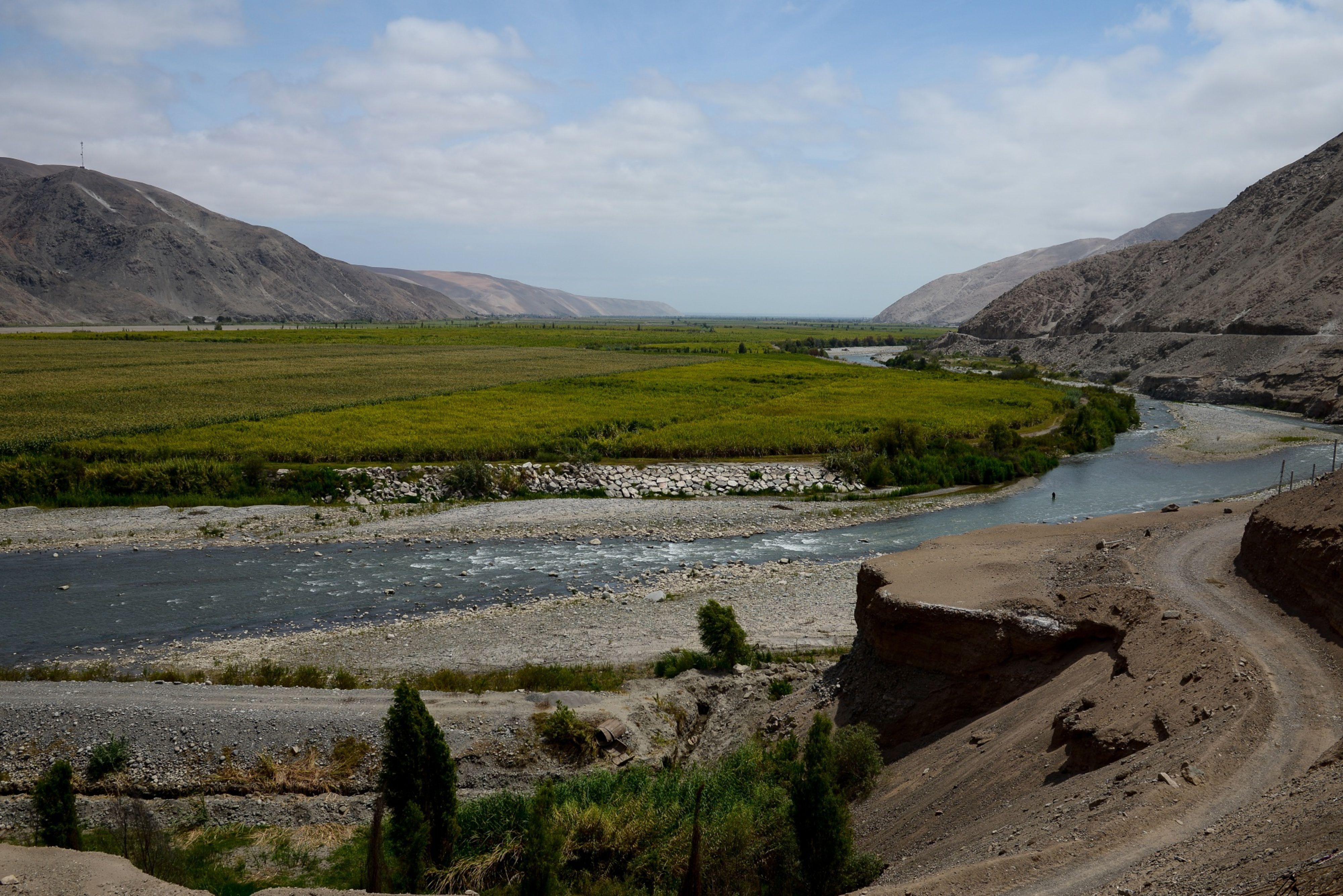 Vale Tambo, em Arequipa, Peru | Foto: Miguel Yovera/Bloomberg