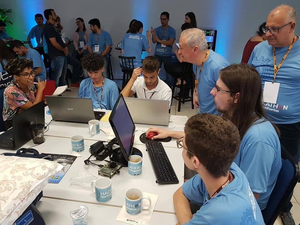 Hackathons: competições para buscar projetos inovadores que possam impactar nas atividades profissionais das engenharias | Foto:  Ascom/CREA-PR