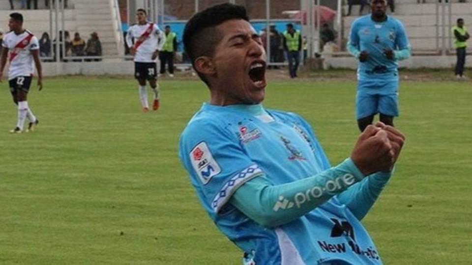 Athletico negocia com revelação do campeonato peruano
