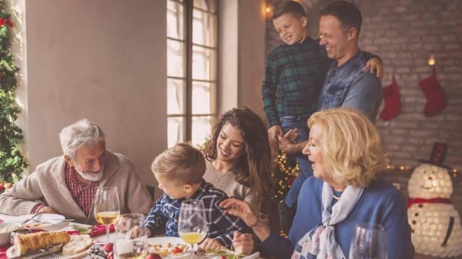 As comemorações de fim de ano são momentos propícios para o exercício do perdão e do afeto que nos une como família