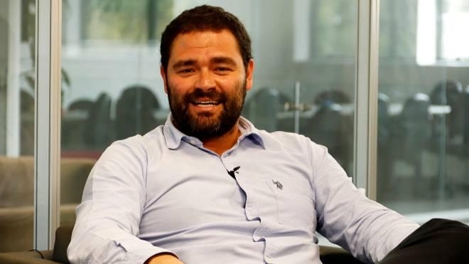 Samir Namur faz promessas para a torcida do Coritiba para 2020, ano de volta à elite