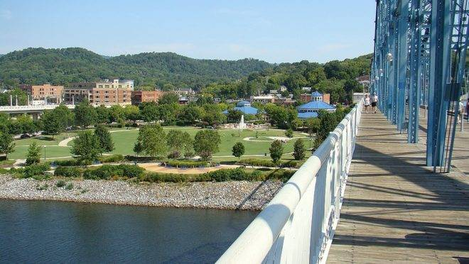 Chattanooga, cidade americana de 150 mil habitantes: medidas contra o crescimento desordenado | Klobetime/Creative Commons