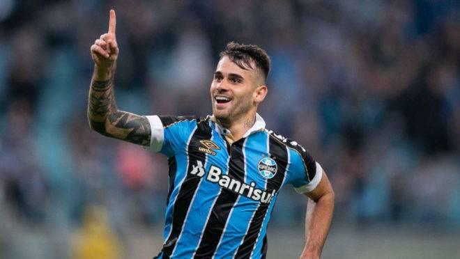 Felipe Vizeu pode reforçar o Athletico em 2020