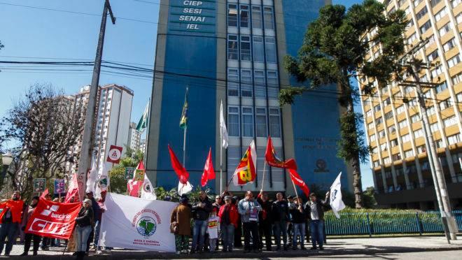 Arrecadação dos sindicatos despencou em 2019