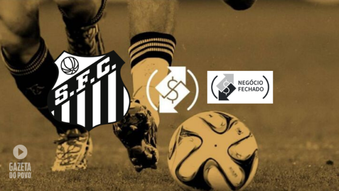 As contratações do Santos para 2020.