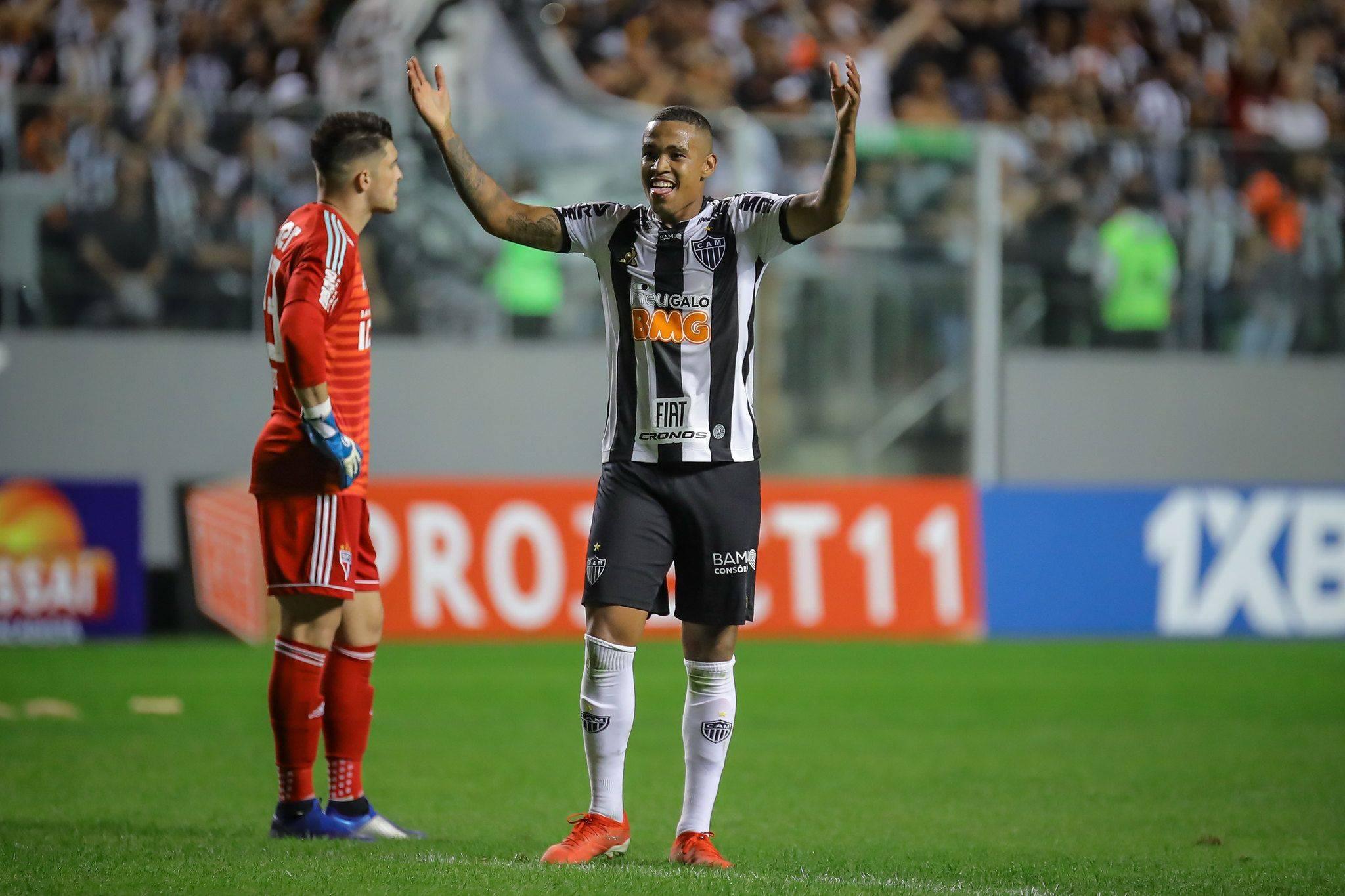 Alerrandro jogará no Bragantino.