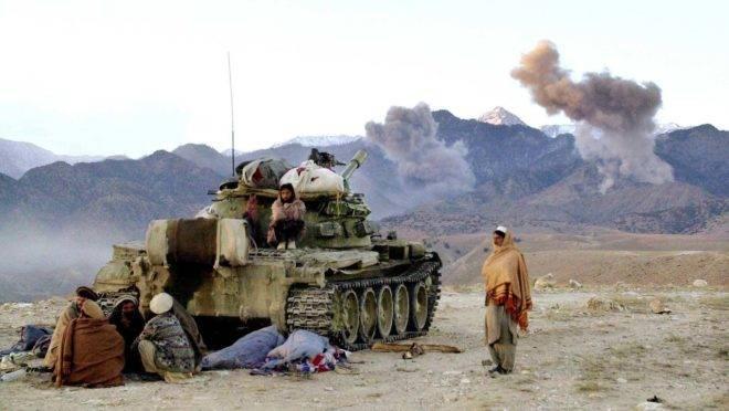 Talibá vai negociar paz com os EUA