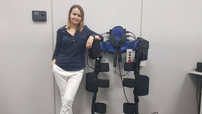Michele Souza, 41 anos, cria tecnologias para ajudar a construir um mundo melhor