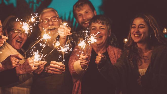 Atividades de ano novo para fazer com a família