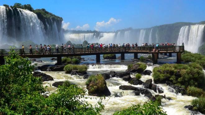 Governo autorizou a concessão de três parques nacionais.
