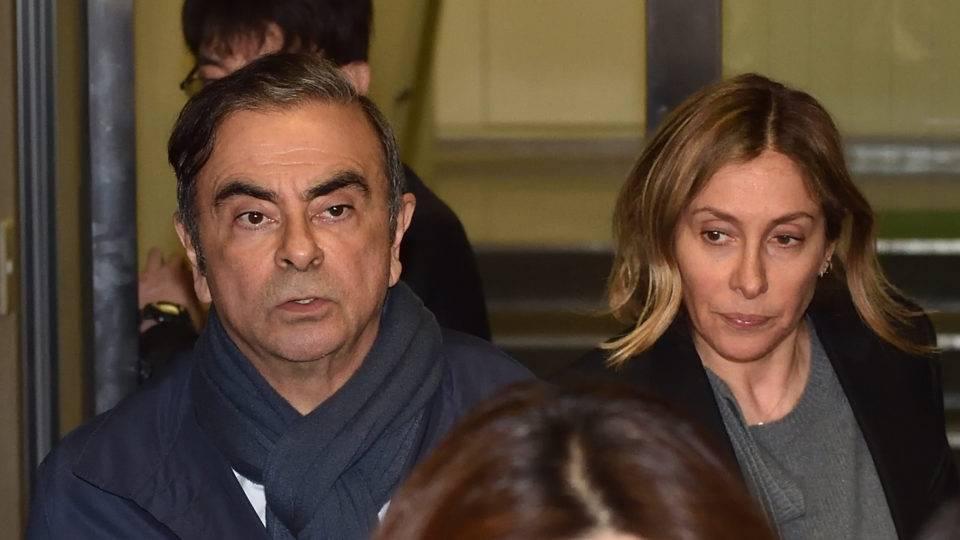 Sete suspeitos de auxiliar na fuga de Carlos Ghosn são presos na Turquia