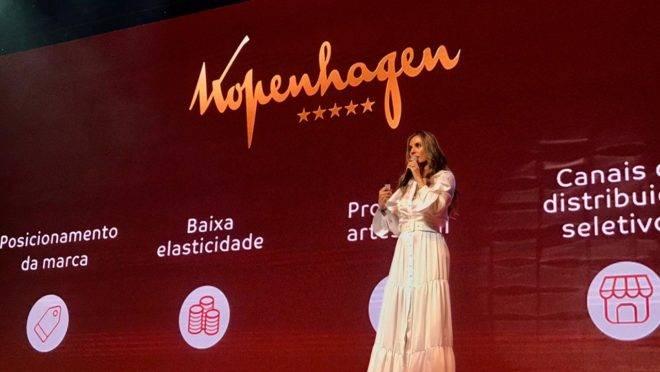 Renata Vichi fala das inovações no setor de chocolates na Power House 2020. Foto: Patrícia Basilio