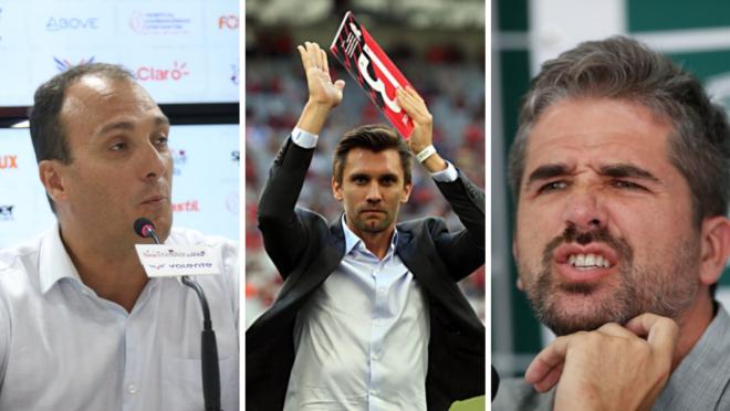 Athletico, Coritiba e Paraná ainda buscam reforçar elencos para 2020