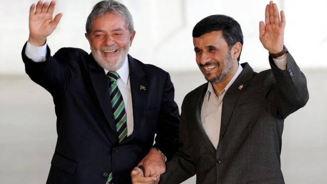 Histórico das relações entre Brasil e Irã