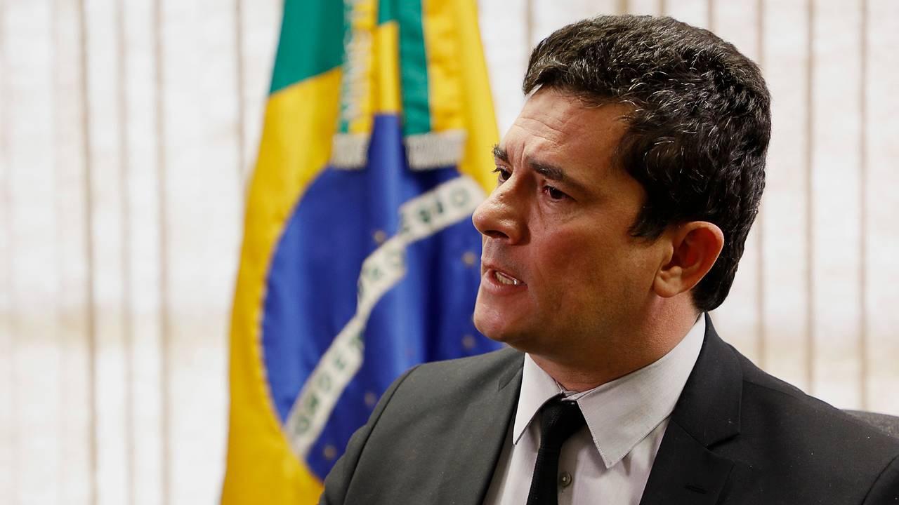 Sergio Moro. Foto: Rodrigo Sierpinski/Gazeta do Povo