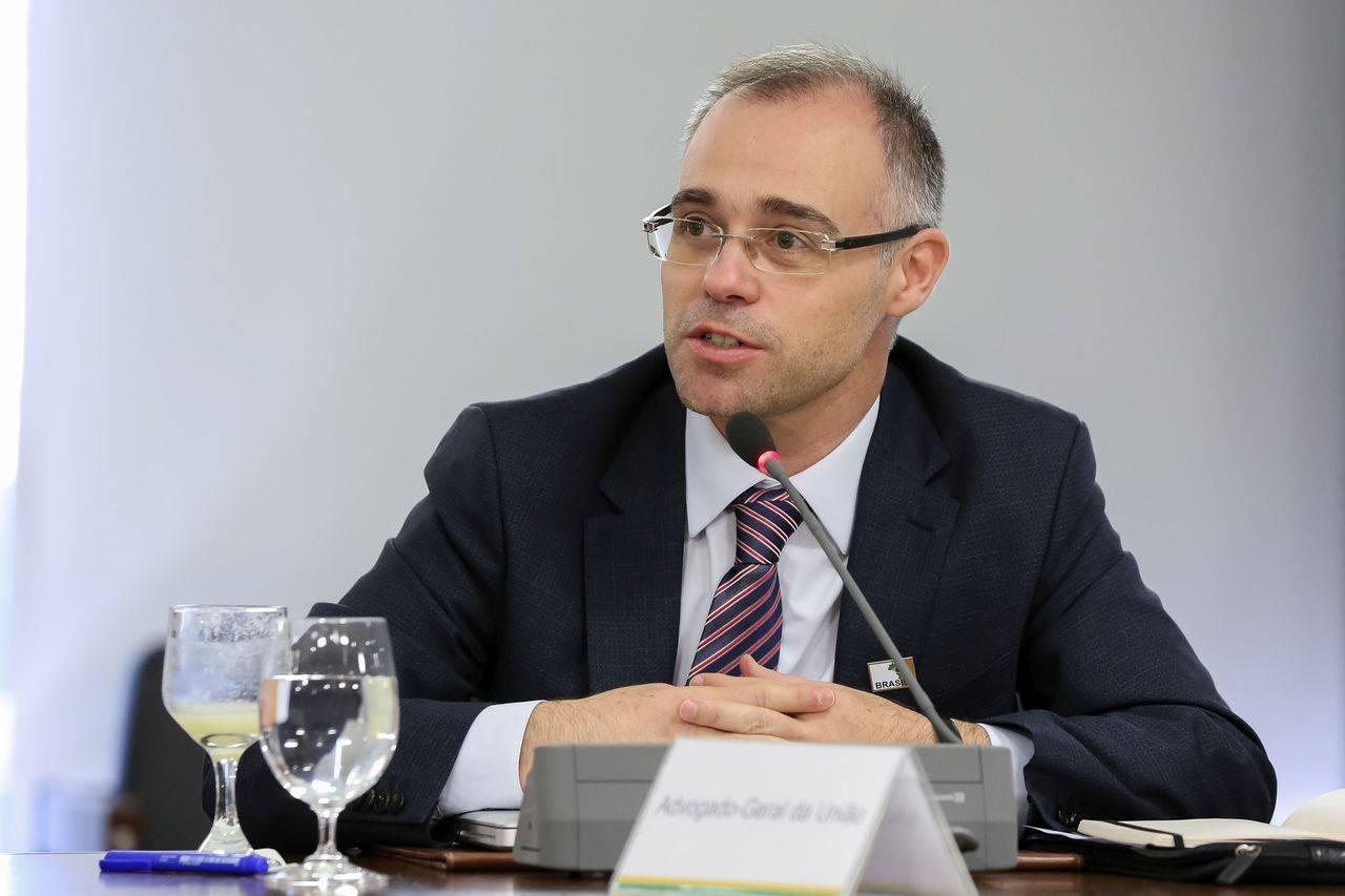 André Luiz Mendonça. Foto: Marcos Corrêa/PR