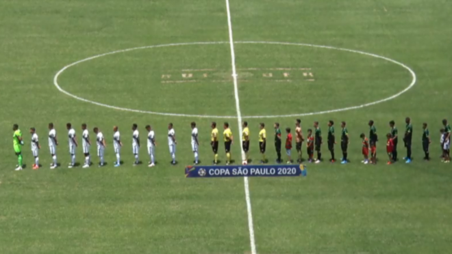 Coritiba enfrentou a Portuguesa