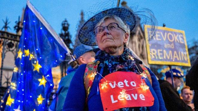 O ano de 2020 promete ser o ano em que o Brexit ficará para trás e finalmente será consumado