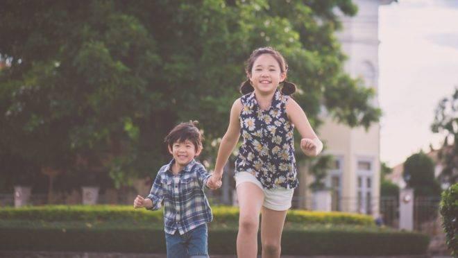 Aptidão física das crianças no Japão tem queda