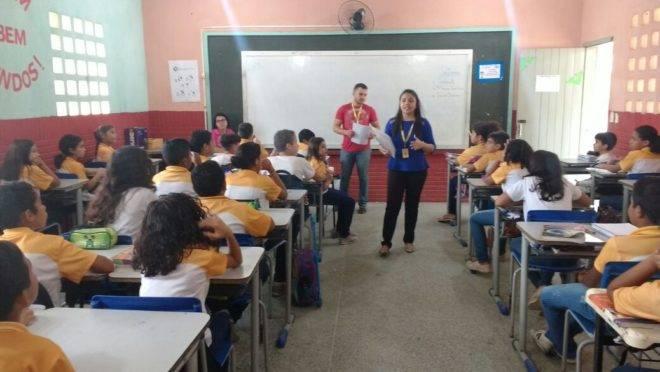 Escolas de ensino fundamental em Sobral são as melhores do Brasil.