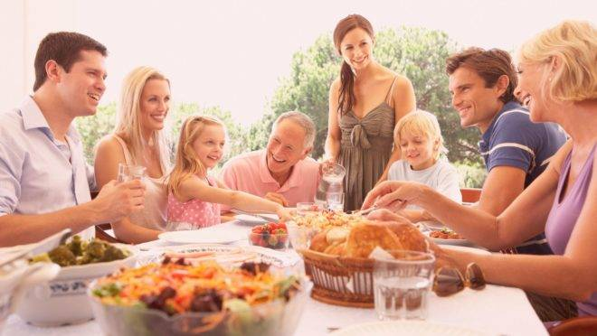 Dieta mediterrânea traz benefícios para a saúde de toda a família