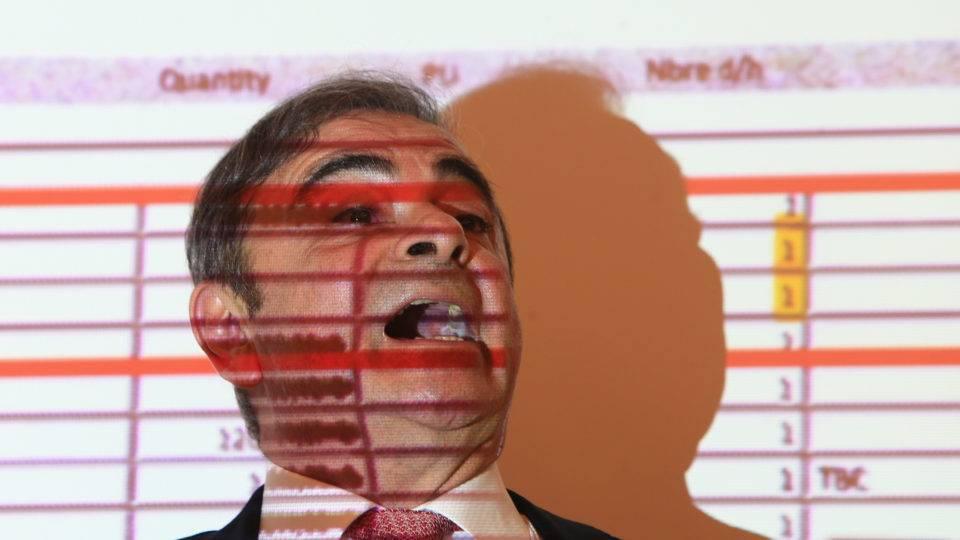 Ghosn diz que esperava mais ajuda do governo brasileiro
