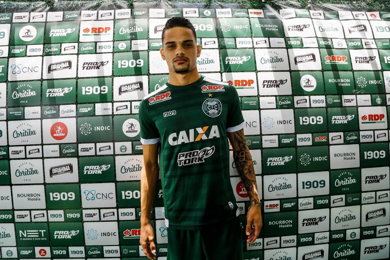 Pablo Thomaz perdeu espaço no time profissional com a ascensão de Igor Jesus