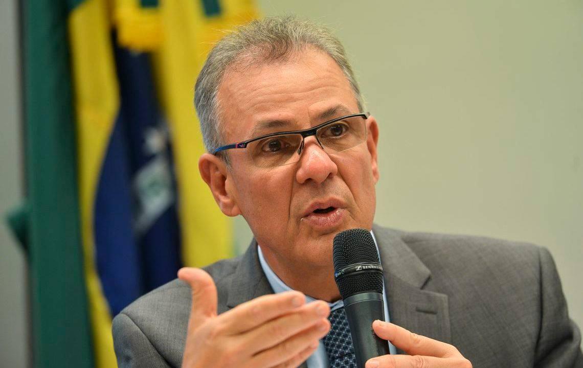 O ministro de Minas e Energia, Bento Albuquerque.