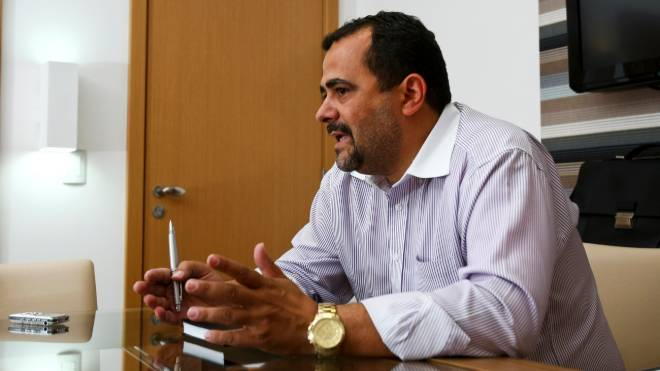 Empresário Marcos Amaral já foi responsável pelo futebol do Paraná