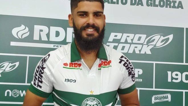 Rodolfo não fugiu da polêmica com o rival do Coritiba