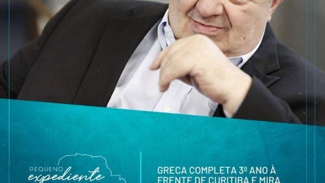 Podcast: um balanço da gestão Greca e os altos e baixos do prefeito em 2019