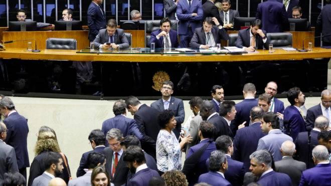 Velha política: líderes dos partidos em 2020 na Câmara dos Deputados