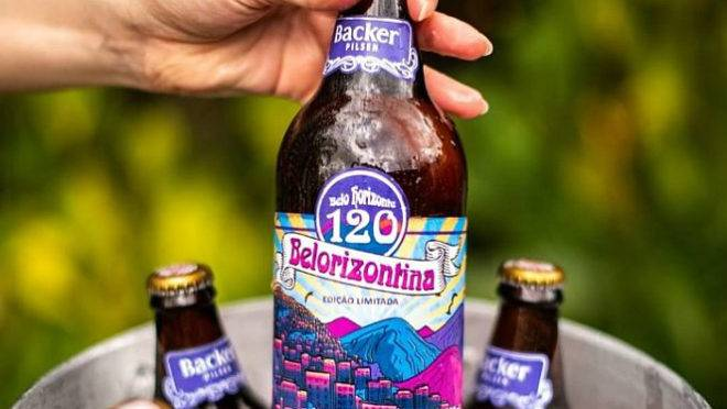 Cerveja Belorizontina: Mapa determinou recolhimento de produtos.