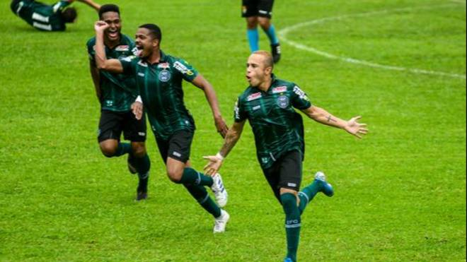 Coritiba eliminou o Ceará e avançou na Copinha