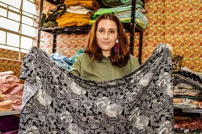 Kamila Ostan: upcycling - transformar o usado em algo novo
