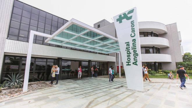 Hospital Angelina Caron