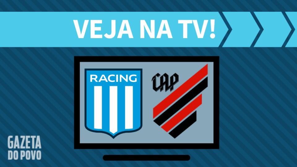 Racing x Athletico AO VIVO: saiba como assistir ao jogo na TV