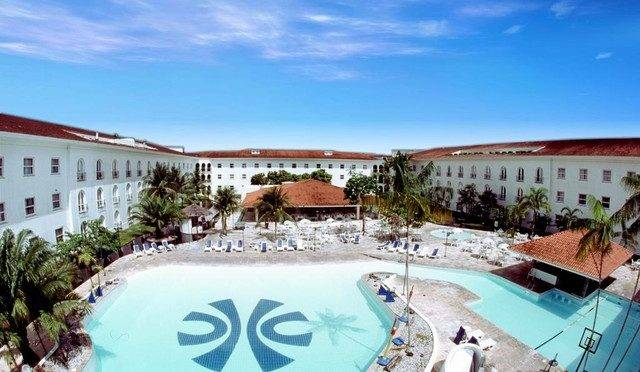 Hotel Tropical, às margens do Rio Negro