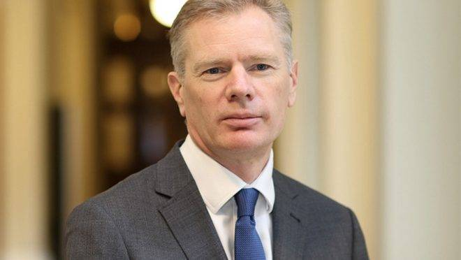 Embaixador britânico no Irã, Rob Macaire