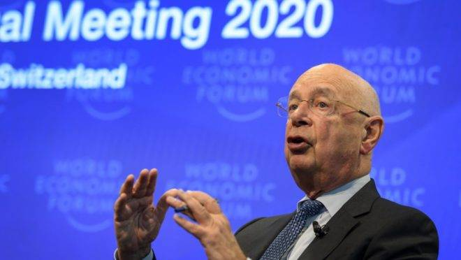 Presidente do Fórum Econômico Mundial, Borge Brende