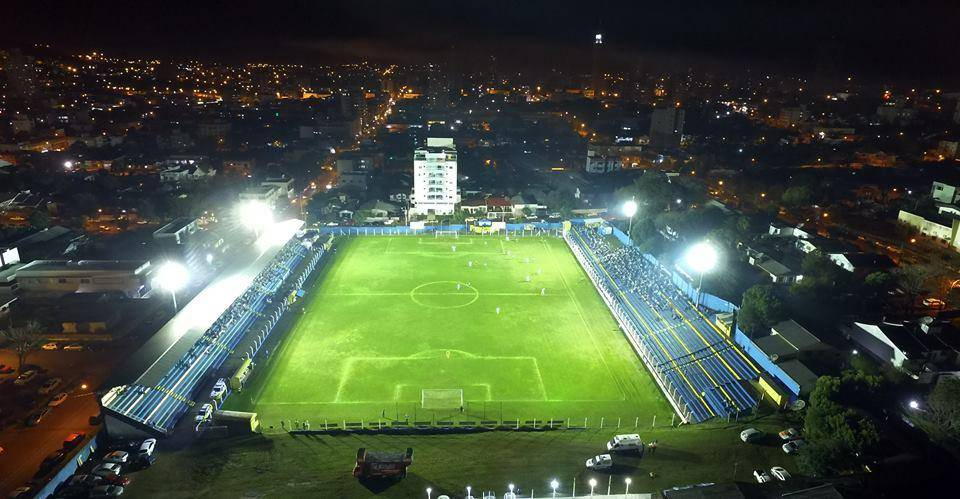 Estádio Anilado terá a abertura do Paranaense 2020.