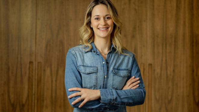 Carolina Dassie, fundadora da startup Hisnëk.