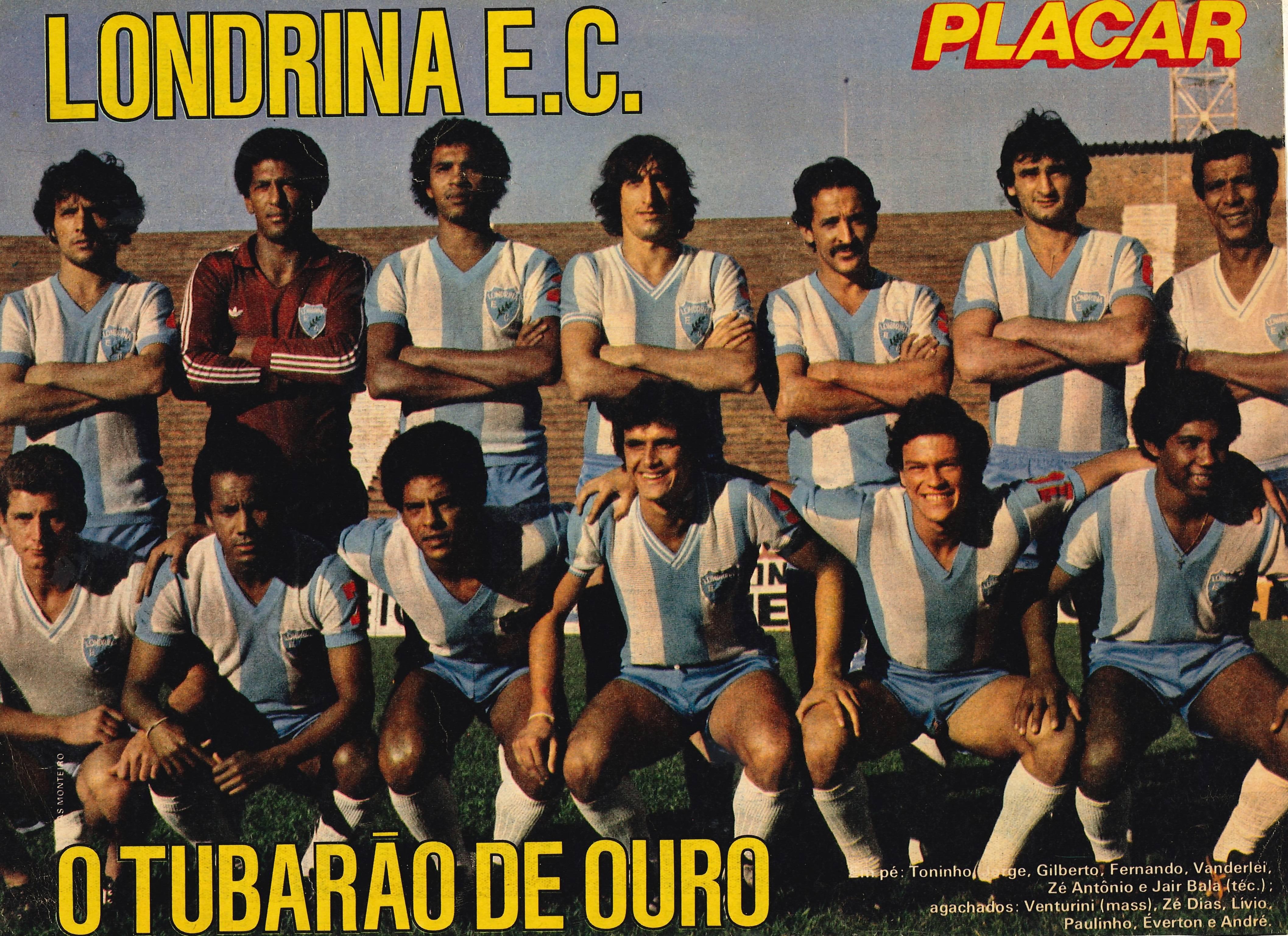 Foto: Arquivo Revista Placar