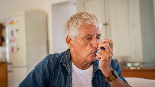 Como vivem pessoas diagnosticadas com DPOC?